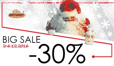 Special SALE - 30% on selected models