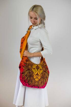 Torba Hobo Friendly Lion