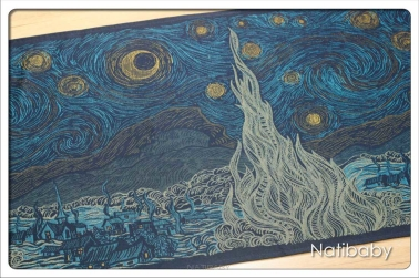 Starry Night SKRAWKI