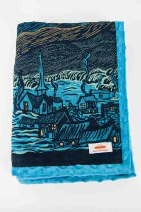 Kocyk NatiBlanket Starry Night