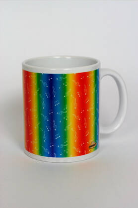 Kubek NatiMug Rainbow Song